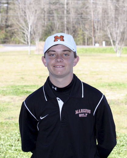 Hutson Breckenridge, a seventh-grader at Marengo Academy, qualified for the state tournament to be played on April 29-30.