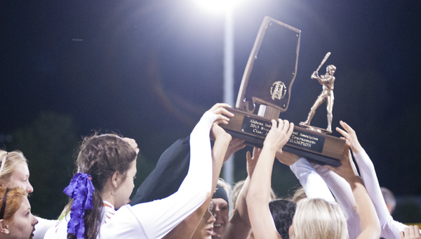 Marengo Academy won their fourth straight state championship Saturday night.