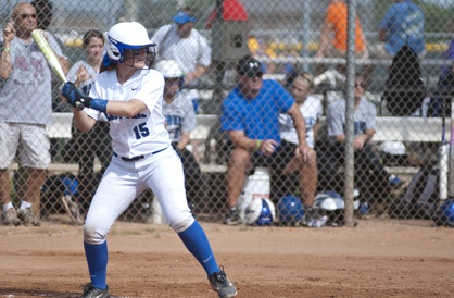 Courtney Lawrence had two RBIs for Demopolis in their 13-6 loss to Marbury.