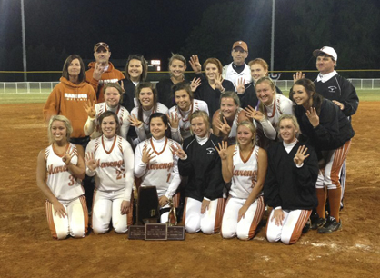 2013 AISA Class A State Champions