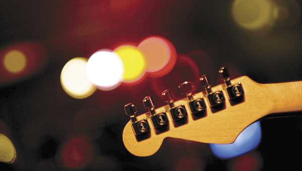 The Highway 80 Songwriter's Festival is a go Saturday, rain or shine.