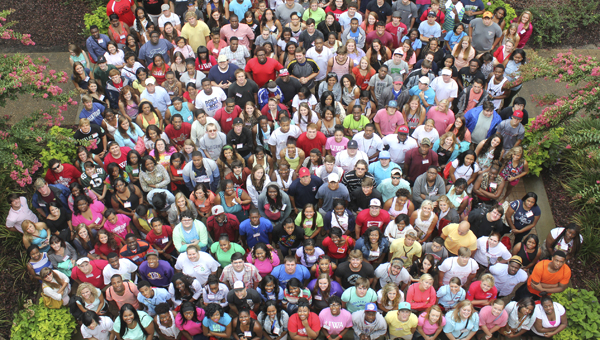 More than 300 incoming students are at UWA this week for orientation.