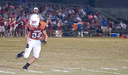 Sebastian Hale ran for 69 yards on 7 carries and scored two touchdowns.