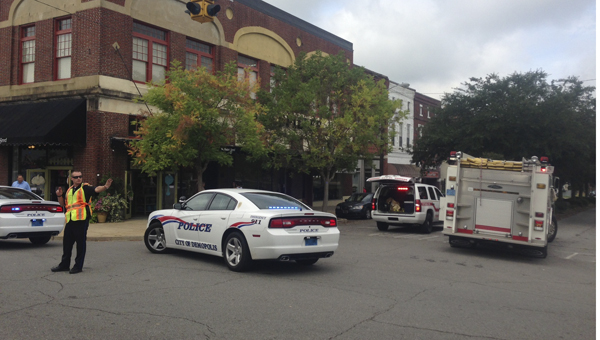 Demopolis first responders were called out to the Mustard Seed for a small electrical fire. It caused minor damage to the building.