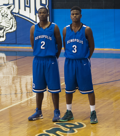 Roderick Davis and Kiante Jefferies look to lead the Tigers to their second consecutive winning season.
