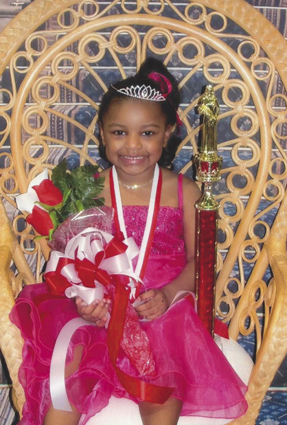 The winner of the Mini Miss Diva Pageant was Chelsea Irvin, the daughter of Doretha Irvin and Rafe Merriweather of Demopolis.