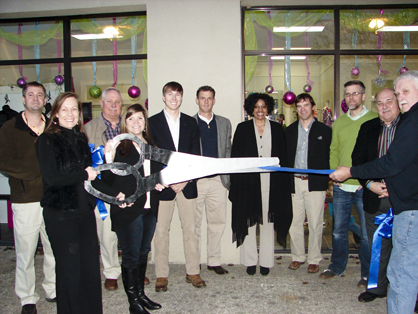 Firefly Boutique held a ribbon cutting Thursday, sponsored by the Demopolis Area Chamber of Commerce and Demopolis Area Business Council.