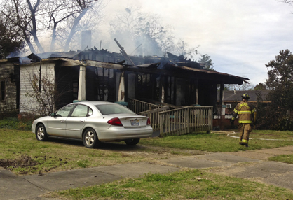 A house fire on West Pettus Street in February claimed the life of a 65-year-old Demopolis man. It was one of two fatal house fires that month.