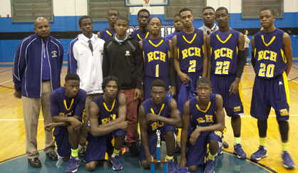 R.C. Hatch finished second in the Demopolis High Christmas Tournament.