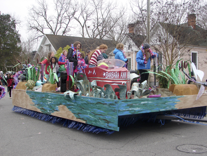 The summer float