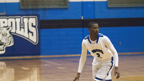 Roderick Davis led the way for Demopolis against Central with 15 points.