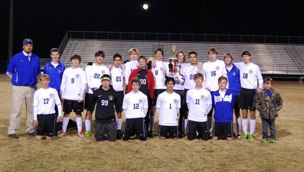 The Demopolis High School soccer team placed second in the Tuscaloosa Metro Soccer Tournament this past weekend.