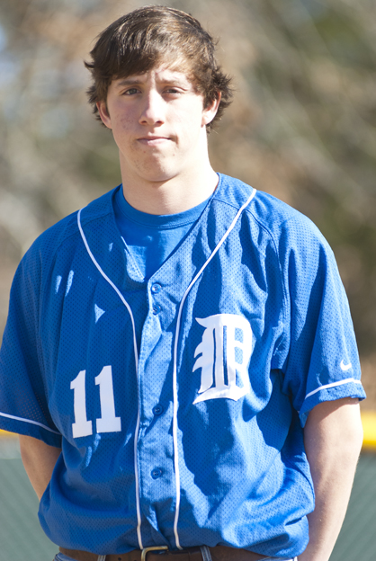Oates will play third base for Demopolis this spring.