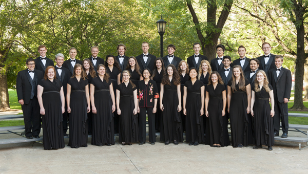 The Moody Bible Institute Chorale will perform a concert at Demopolis First Baptist Church on Monday, March 17 at 6:30 p.m.