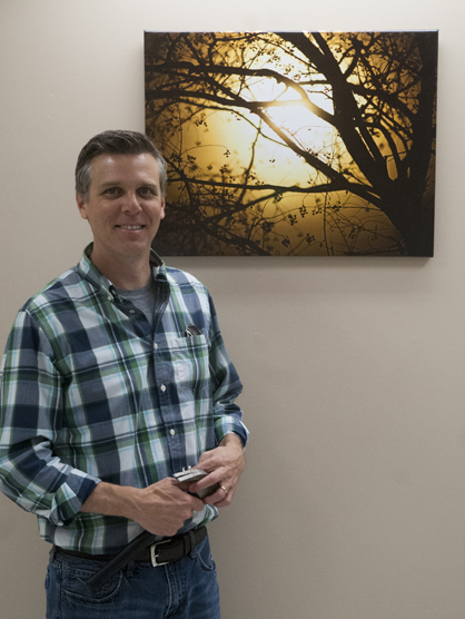 Local photographer Rob Fleming will have his work displayed in The Exhibit at Bryan W. Whitfield Memorial Hospital.