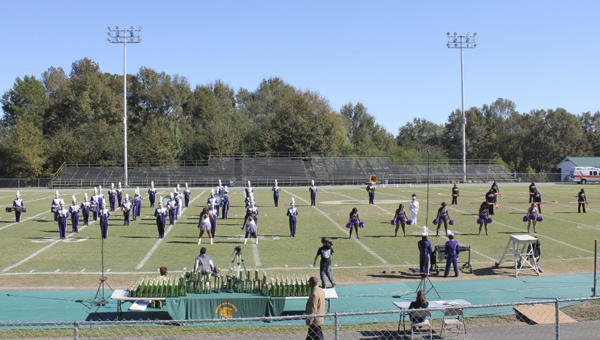Sweet Water High School's marching band has been invited to perform at the Taxslayer.com Gator Bowl in the upcoming football season.