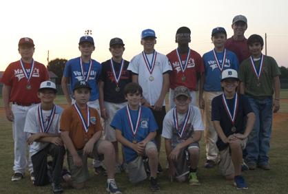 The Demopolis 11-year-old All-Stars.