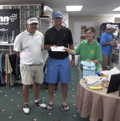 Michael Trotter and Brent Wilson finished second in the tournament.