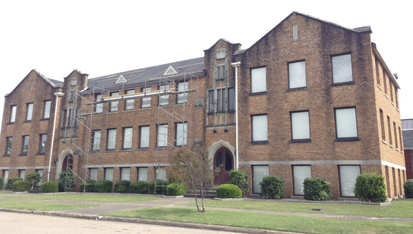 Demopolis First United Methodist Church is in the process of having the roof of the education facility replaced, and there are plans to replace the sanctuary air conditioner and build a parsonage in the near future.
