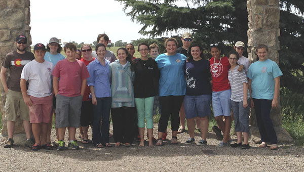 A group of 22 people from Fairhaven Baptist Church traveled to Lowry, Colo., in June to help plant a church with former Fairhaven pastor Eric Sanford.