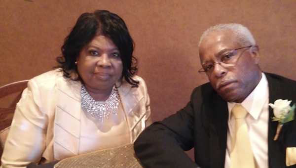 Richard and Ernestine Carter celebrated their 50th anniversary at the end of July.