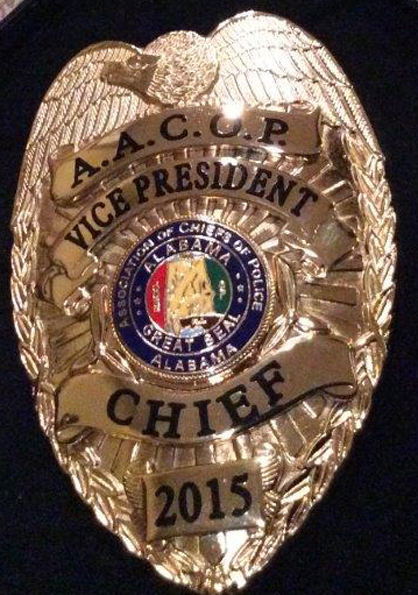 Demopolis Chief of Police Tommie Reese has been elected as the vice president of the Alabama Association of Chiefs of Police.