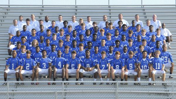 The 2014 Demopolis High School Tigers