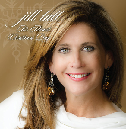 Jill Tutt's new Christmas album, It's Almost Christmas Day, is available on iTunes and will be available in local stores after the Nov. 1 listening party.