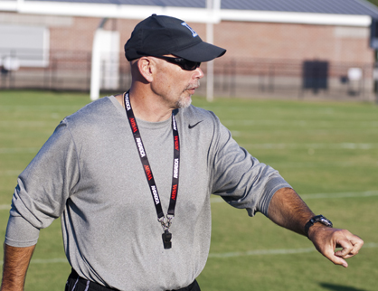 Demopolis head coach and athletic director Tom Causey has accepted the head coaching position at Pelham High School.