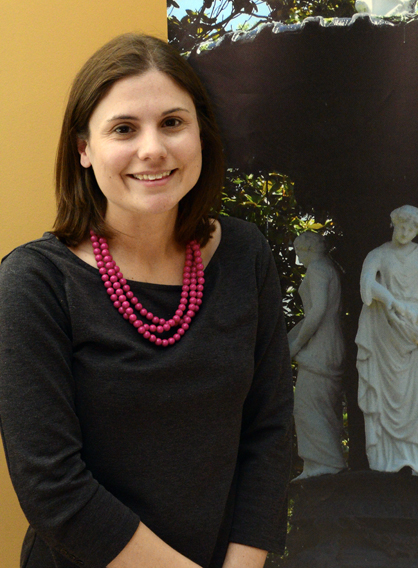 Ashley Coplin has been named the new executive director of the Demopolis Area Chamber of Commerce.