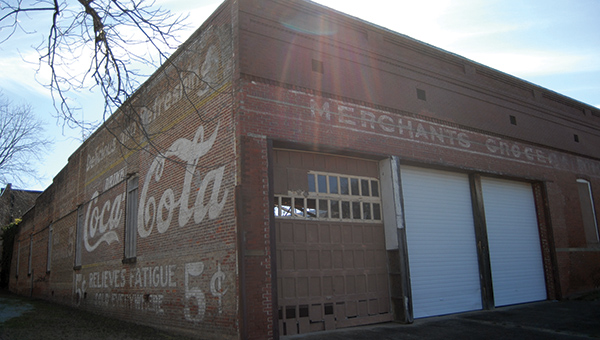 The City of Demopolis is seeking a buyer for the Rosenbush Warehouse downtown.