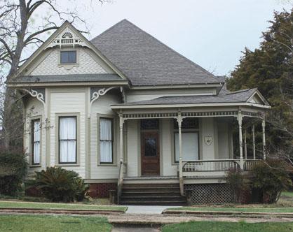 The Pake-Watlington-Mason-Jones-Brooker home will be open during the pilgrimage.