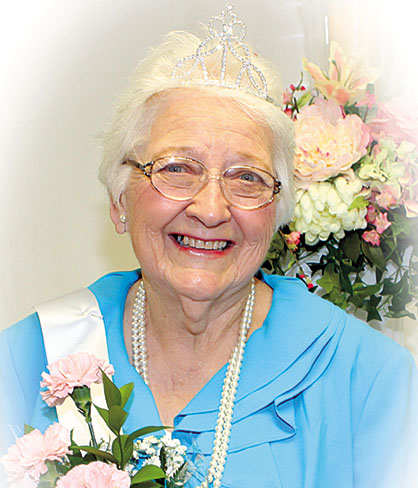 Sylvia Holland is among the top 10 finalists for Ms. Alabama Nursing Home. Holland is a resident of Woodhaven Manor in Demopolis.
