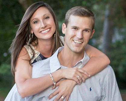 Allison Leigh Washburn and Dustin Gray McIntyre