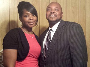 LaKendra Shawntae Brown and Reginald Dwyane Hawkins
