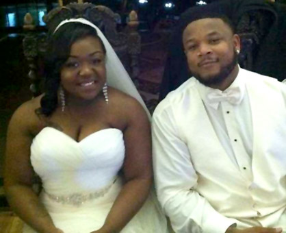 Mr. and Mrs. Henry and Shakeyla (Jones) Moore