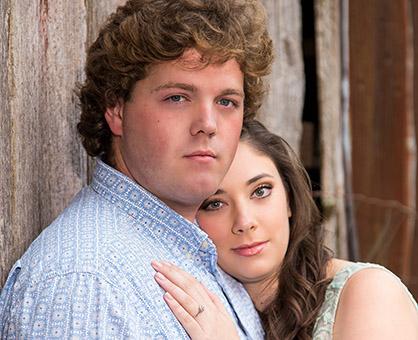 Jessica Leigh Harwell and Brandon Cody Cederberg