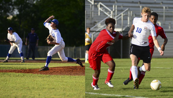 DHS baseball and soccer in third round action this weekend.