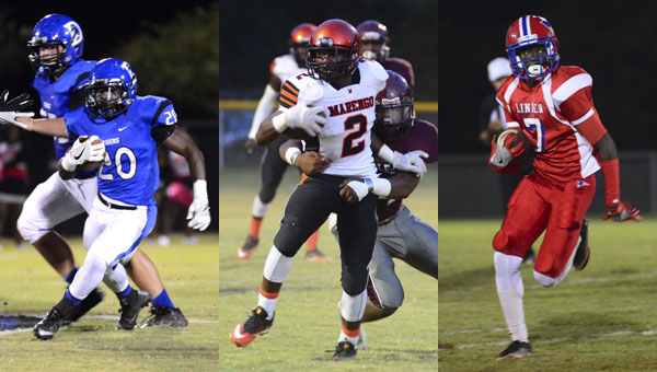 Demopolis travels to Enterprise for a top ten, interclass battler. Marengo and Linden will meet with the 1A Region 1 title on the line.