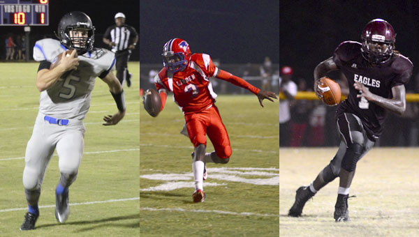 Demopolis hosts Sumter Central for homecoming while Linden travels to A.L. Johnson in a rivalry matchup.
