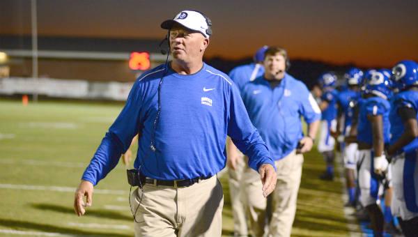 Coach Luker steps down as Head Coach of Demopolis High School