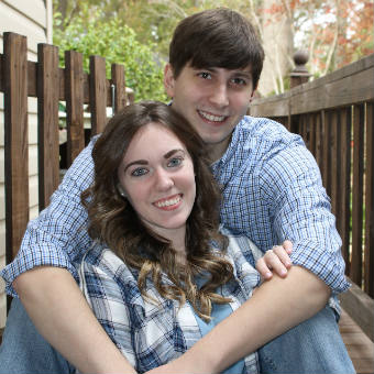 Sara Catherine Ward and Dylan Austin Tyler