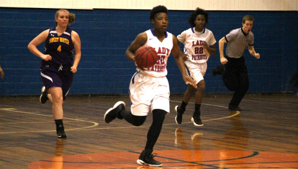 Amber Richarson scored 17 points and grabbed nine rebounds in a thrilling 55-51 comeback win over Pleasant Home.